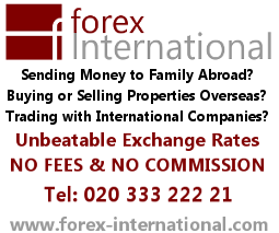 Forex International - Foreign Exchange & Currency Transfer