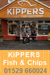 Kippers Fish & Chips